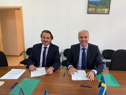 Westinghouse - NT-Engineering MOU Signing Sept 2021
